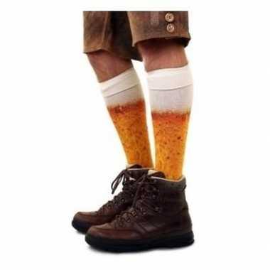 Bier sokken maat heren
