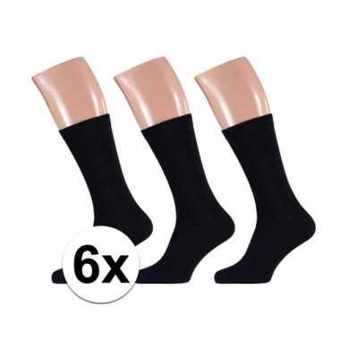 Paar grote maten sokken zwart maat /