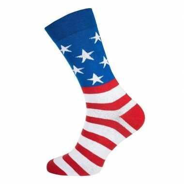 Sokken usa/ amerika dames heren