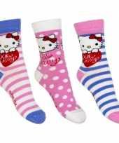 Hello kitty meisjes sokken pak nr 10080895